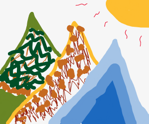3 Mountains