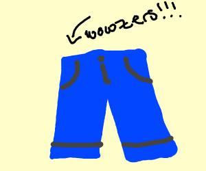 Wowzers in my trousers