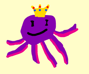 Octopus rules the world