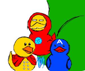 Duck-vengers