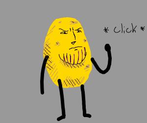 Potato Thanos
