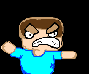 Angry Steve