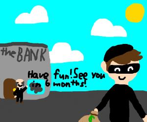happy robbery