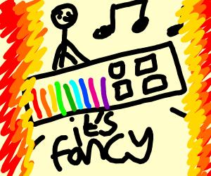 Fancy Piano