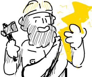 Zeus Construction Worker