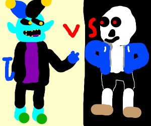 Deltarune vs Undertale