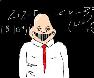 Monstrous Teacher