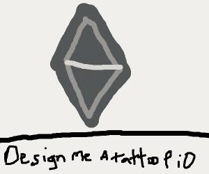 Design me a tattoo PIO