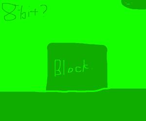8-bit ? block