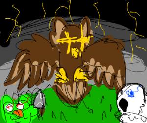 Owlmageddon