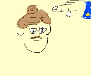 Don't question the man bun