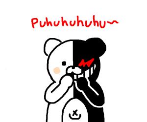 laughing Monokuma