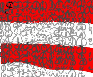 Close up of Waldo (where's Waldo)