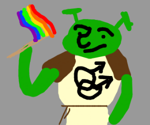 Shrek is LGBT