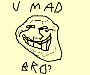 U Mad Meme