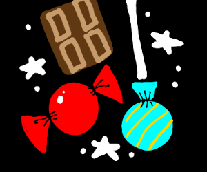 candy(sweets)