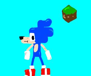 sonic (Minecraft)