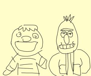 Ernie (sans Bert)