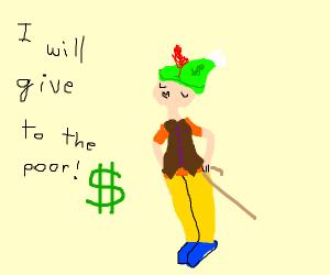 Robin Hood Governor