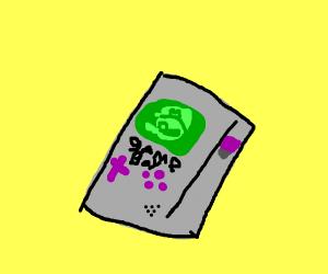 A classic Game Boy