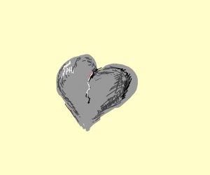 Split Iron Heart