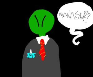 alien manager