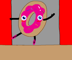 doughnut dances ballet