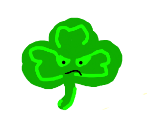 Angry Clover!