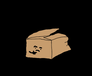 box is thinking