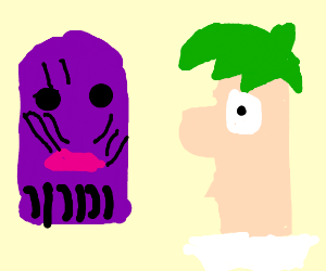 Thanos and Ferb