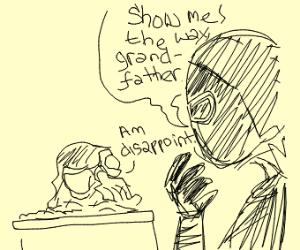 kylo talking vader helmet