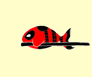 Fish Deadpool