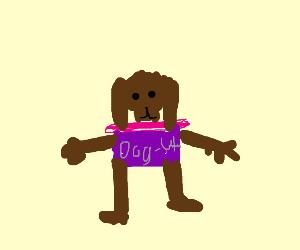 dog-yogurt hybrid