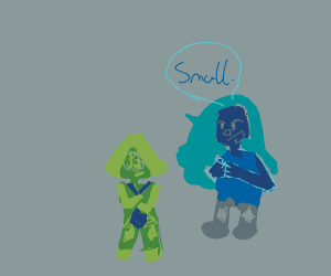 Stop saying peridot is small