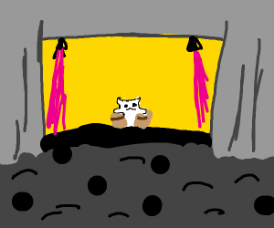Bongo cat makes it big