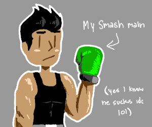 draw your smash main