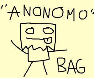 Anonomous avatar