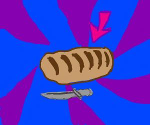 Undertake bread