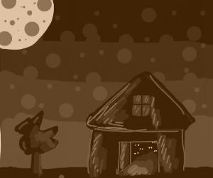 creepy farm