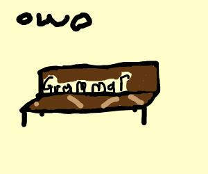 Grammar bench