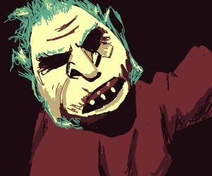 zombie finna eat somebody