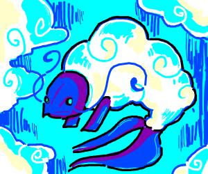 cloud fish