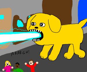 Puppyzilla