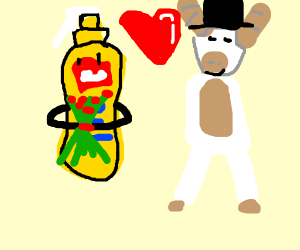 Mustard marrying Goat