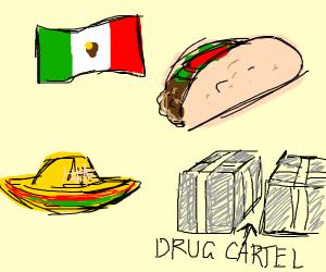 Mexico: Tacos! Sombreros! Drug Cartels!