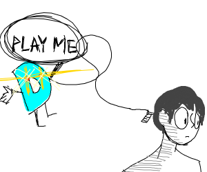 Drawception Forcing You To Play it.