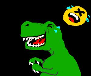 Rawr XD dinosaur