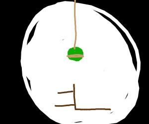 Suicidal pea