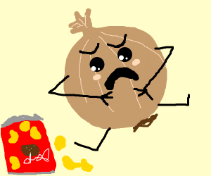 Bloated Onion