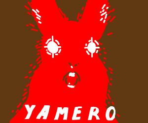 YAMERO (bold and italic)